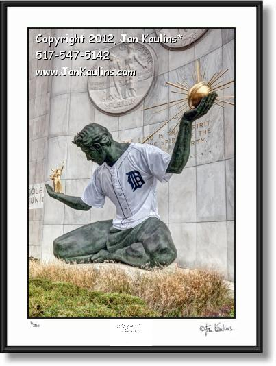 Click on this image to view SPIRIT OF DETROIT Spirit of Detroit Photo Gallery.