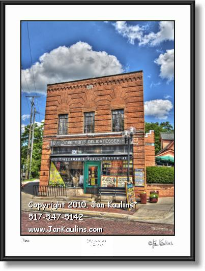 Click on this image to view Ann Arbor Photo Art Print Photograph Gallery #2.