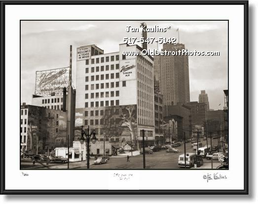 VERNORS PLANT photo print OLD VERNORS 1941