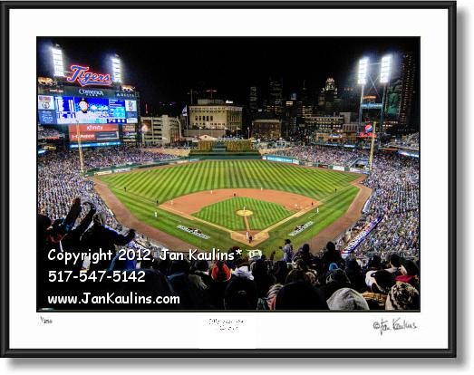 Click on this image to see an enlarged view of WORLD SERIES Detroit 2012 photo World Series.