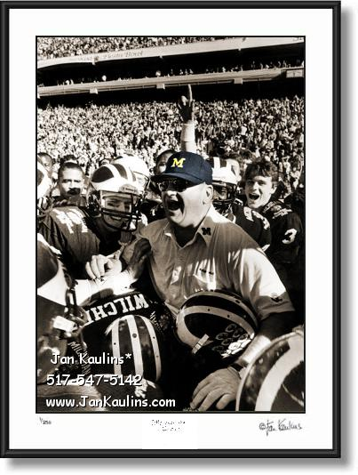 Click on this image to see an enlarged view of BO SCHEMBECHLER photo art print photograph.