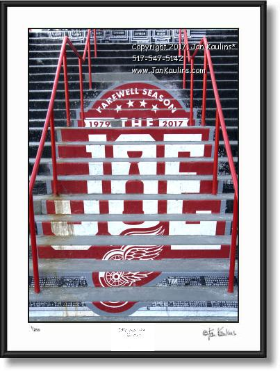 Click on this image to see an enlarged view of  FAREWELL SEASON JOE LOUIS photo art print.