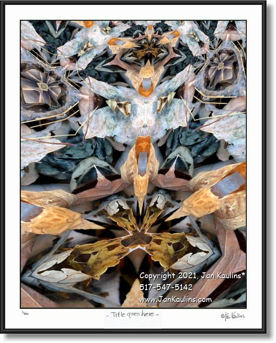 Click on this image to see an enlarged view of FROGS DANCING WITH THE ANGELS.