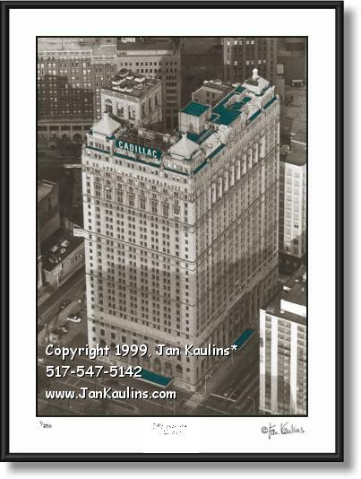 BOOK CADILLAC Hotel photo Book Cadillac Detroit