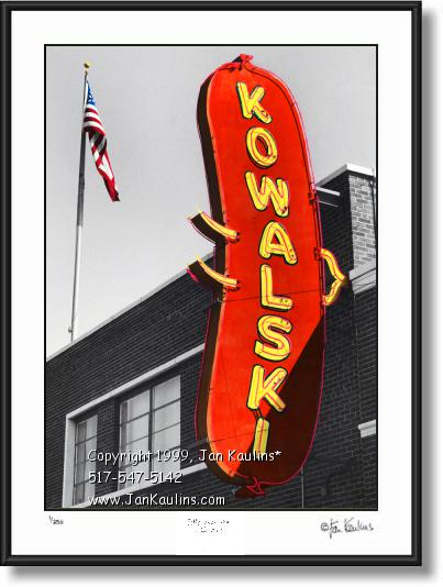 KOWALSKI SAUSAGE Hamtramck photo picture