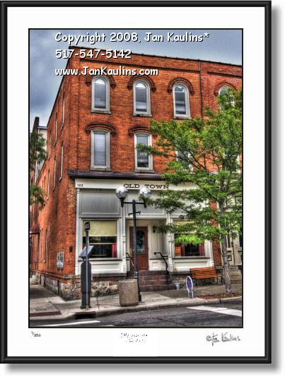 OLD TOWN BAR Ann Arbor photo art print photo
