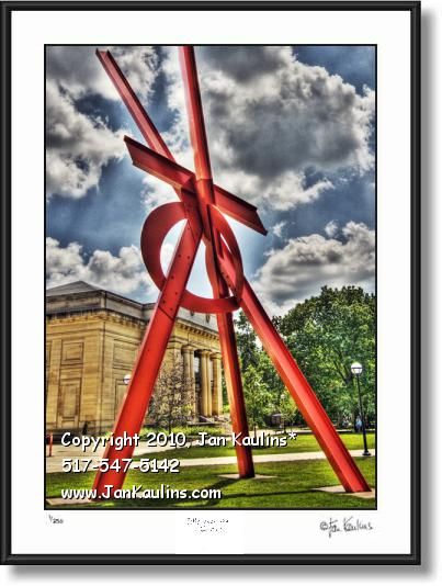 UMMA UofM ART MUSEUM photo picture print