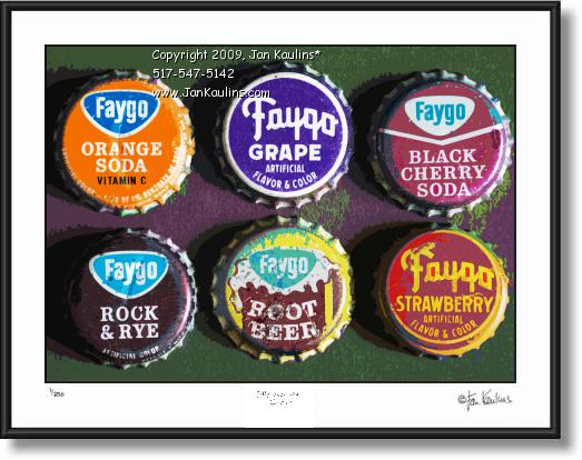 Click on this image to see an enlarged view of FAYGO FAYGO FAYGO photo picture FAYGO print.