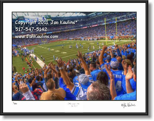 FORD FIELD Detroit Lions photo picture photo
