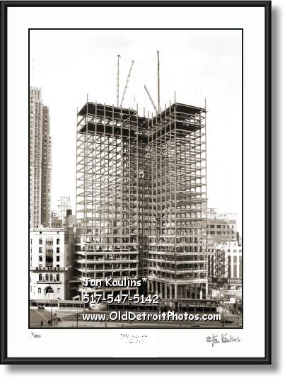 Click on this image to see an enlarged view of FIRST FEDERAL SAVINGS & LOAN Detroit photo .