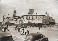 Click on this image to see an enlarged view of BRIGGS STADIUM Detroit photo picture prints.