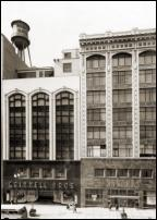 Click on this image to see an enlarged view of GRINNELL BROS Bldg. Detroit SANDERS Bldg..