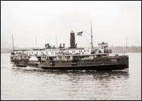 Click on this image to see an enlarged view of Great Lakes Steamer City of Mackinac 1908 photo.