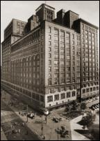 Click on this image to see an enlarged view of J L HUDSONS JL HUDSONS Detroit photo print.