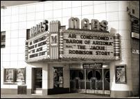 Click on this image to see an enlarged view of HAMTRAMCK MARS MOVIE THEATER photo print.