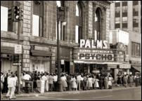 Click on this image to see an enlarged view of PALMS THEATER DETROIT photo picture print.