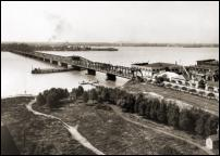 Click on this image to see an enlarged view of OLD BELLE ISLE BRIDGE Electric Park photo.